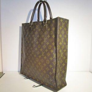Price Drop Louis Vuitton Monogram Sac Plat Vintage